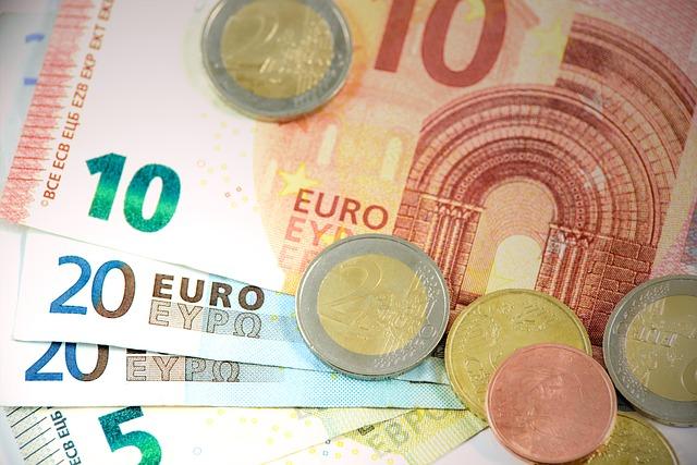 naspořené peníze