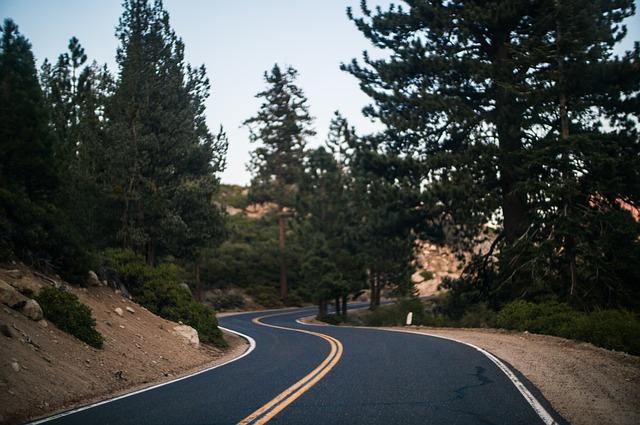 silnice do S