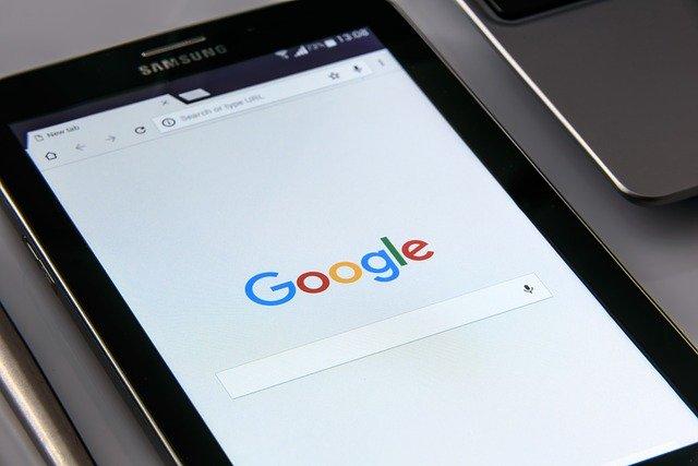 google na smartphone