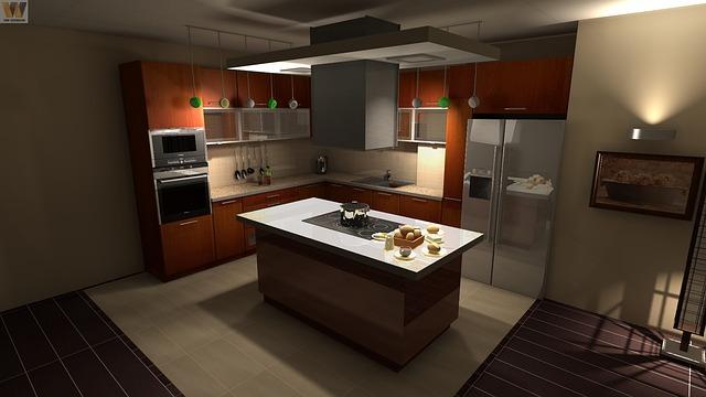 designová kuchyně