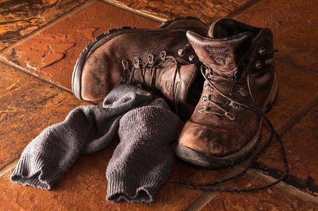 obuv pracovní